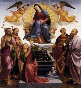 Assumption of Mary to Heaven