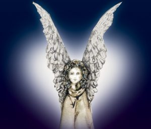 Angel from The Girl Who Could Read Hearts